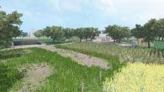 Chrzaszczyzewoszyce v2.2 para Farming Simulator 2015