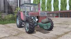 URSUS C-385 interactive control para Farming Simulator 2017