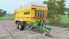 JOSKIN Trans-Space 7000-27 yellow para Farming Simulator 2017