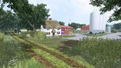 Penberlan Farm para Farming Simulator 2015