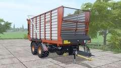 Kaweco Radium 45 laranja para Farming Simulator 2017