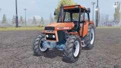 URSUS 914 soft red para Farming Simulator 2013