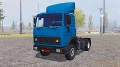 MAZ 5432 v2.1 para Farming Simulator 2013