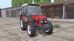 Zetor 7745 strong red para Farming Simulator 2017