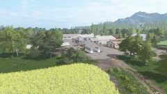 Upper Lusatia para Farming Simulator 2017