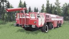 MAZ-7310 AA-60-160-01 para Spin Tires