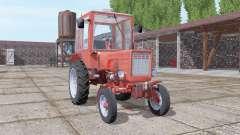 T-25 soft-rojo para Farming Simulator 2017