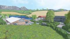 Higher Hills v2.3 para Farming Simulator 2015