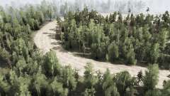 The Spintires 1000 para MudRunner