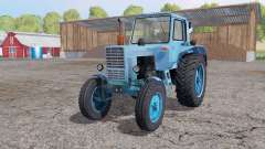 MTZ 80 Belarús 4x4 para Farming Simulator 2015