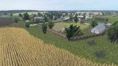 Lviv oblast v3.2 para Farming Simulator 2017