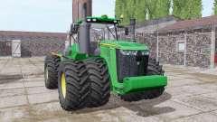 John Deere 9470R front weight para Farming Simulator 2017