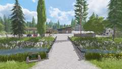 Sherwood Park v3.1 para Farming Simulator 2017