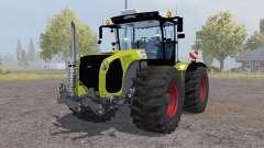 CLAAS Xerion 5000 Trac VC strong yellow para Farming Simulator 2013