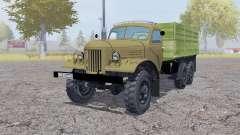 ZIL 157К 1961 v2.0 para Farming Simulator 2013
