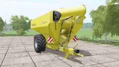 Degelman Shuttlekart para Farming Simulator 2017