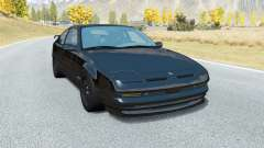 Ibishu 200BX custom para BeamNG Drive