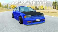 Ibishu Covet Turbocharged para BeamNG Drive