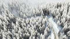 Snow Test 7 para MudRunner