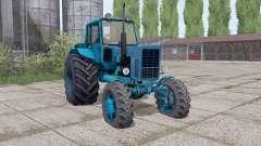 MTZ 82 Belarús gama de configuraciones para Farming Simulator 2017