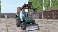 UMZ 6L 4x2 lidiar para Farming Simulator 2017