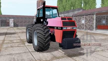 Case 4994 soft red para Farming Simulator 2017