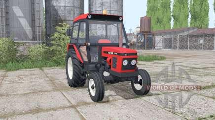 Zetor 7711 dual rear para Farming Simulator 2017