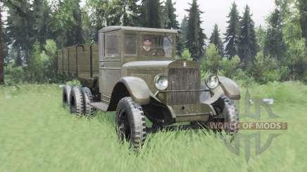 Dijo: 6 de 1933 para Spin Tires