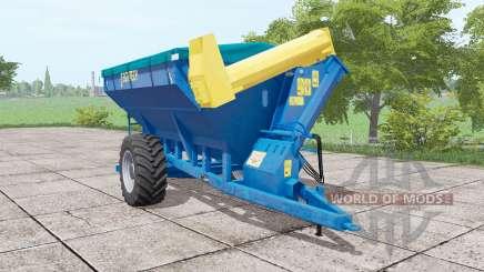 Egritech BNP-20 para Farming Simulator 2017