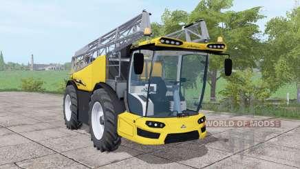 Challenger RoGator 645D v1.1 para Farming Simulator 2017