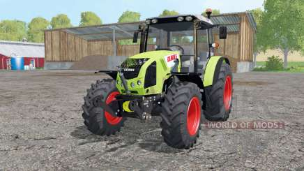 CLAAS Axos 340 loader mounting para Farming Simulator 2015