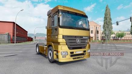 Mercedes-Benz Actros 1865 (MP2) 2005 para Euro Truck Simulator 2