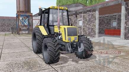 Belarús 826 multicolor para Farming Simulator 2017