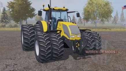 Valtra BT 210 double wheels para Farming Simulator 2013