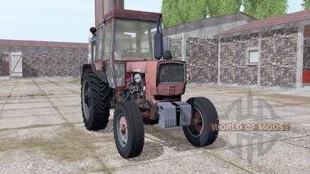 YUMZ 6КЛ v2.0 para Farming Simulator 2017