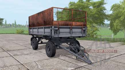 2ПТС-4 silo para Farming Simulator 2017