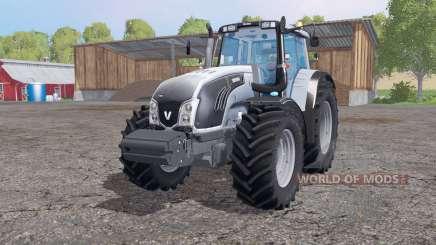 Valtra T163 grayish blue para Farming Simulator 2015