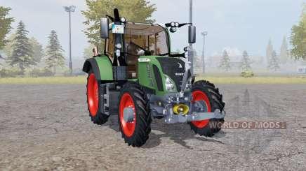 Fendt 512 Vario narrow wheels para Farming Simulator 2013