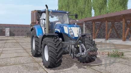 New Holland T7.310 Heavy Duty para Farming Simulator 2017