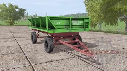 2ПТС-4 green para Farming Simulator 2017