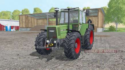 Fendt Favorit 615 LSA Turbomatic E para Farming Simulator 2015