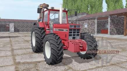 International 1255 XL front weight para Farming Simulator 2017