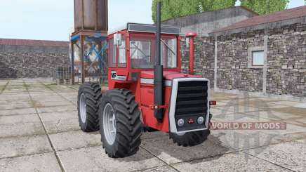 Massey Ferguson 1250 moderate red para Farming Simulator 2017