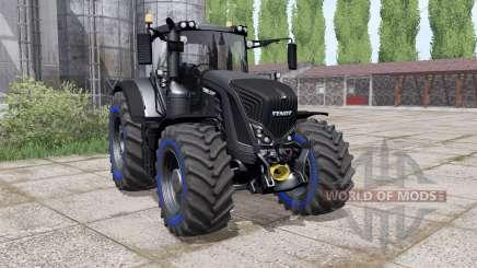Fendt 939 Vario schwarze para Farming Simulator 2017