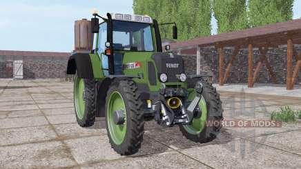 Fendt 820 Vario TMS narrow wheels para Farming Simulator 2017