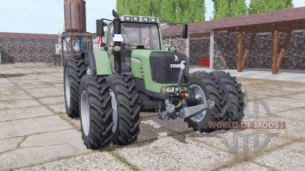 Fendt 930 Vario TMS narrow wheels para Farming Simulator 2017
