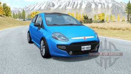 Fiat Punto Evo Sport (199) 2009 para BeamNG Drive