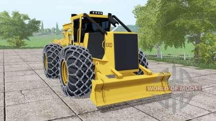 Tigercat 630D v0.9 para Farming Simulator 2017