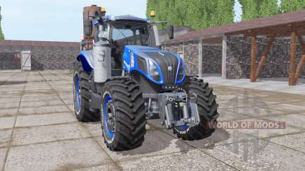 New Holland T8.320 v1.0.2 para Farming Simulator 2017