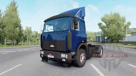 MAZ 54323 con remolque para Euro Truck Simulator 2